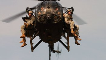 The 'Little Bird' stays in the fight! US Army SpecOps plans to keep the MH-6