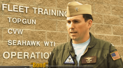 Watch: Top Gun: 31 Years Later – Buzzing the Tower & Tom Cruise About Getting Sick in the F-14