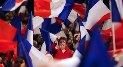 Unprecedented controversy: The 2017 French election