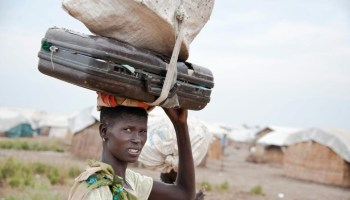 UN: over 1 million refugee children from ongoing war in South Sudan