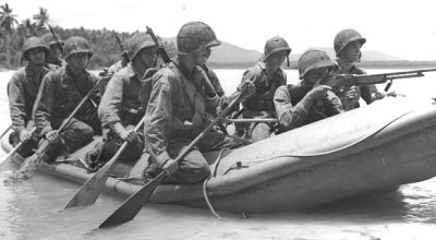 Remembering the Marine Raiders of WWII