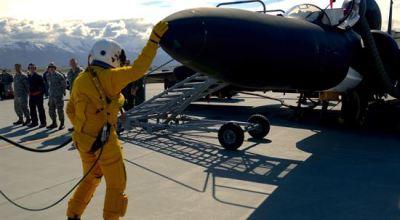U-2 Dragon Lady Makes a Historic Appearance at Northern Edge 17