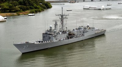 U.S. Navy considers bringing the Perry-class frigate out of retirement