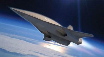 Lockheed announces development of a MACH 6 capable successor to the SR-71