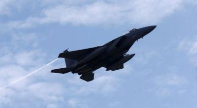 U.S. F-15E Strike Eagle shoots down another Iranian drone over Syria