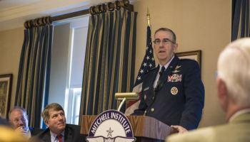 STRATCOM Commander calls for modernizing America's nuclear triad in Washington D.C.