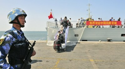 Pentagon report says China's defense spending more than claimed, seeks to expand overseas