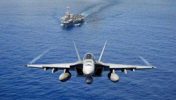 Navy F/A-18E Super Hornet versus Syrian Su-22: Here's how they size up, and what happened