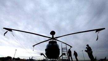 US Military surplus: Garage sale for allied militaries