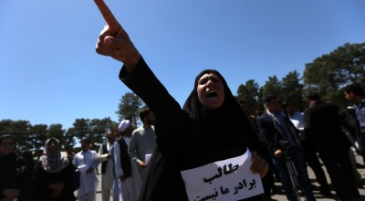 Anger and sorrow grip Kabul after devastating bombing in diplomatic zone