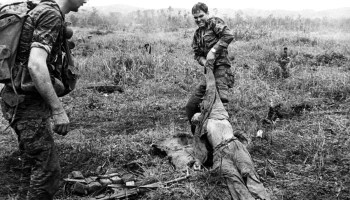 Battle for Ben Het Special Forces A-Camp June 23,1969