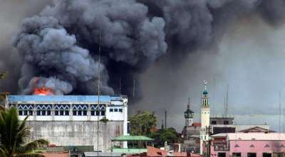 Philippine forces still in for a tough fight in Marawi