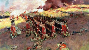 Battle of Bunker Hill, June 16-17, 1775, America's Independence is Born