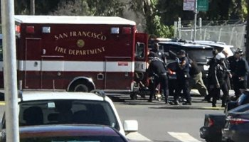 Multiple people shot at a UPS building in San Francisco