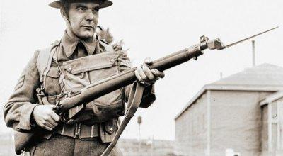 Lee-Enfield Rifle: Shootable History