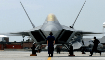 F-22 Restart Officially a No Go - Sorry Raptor Fans