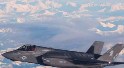 The Marine Corps' first F-35 squadron is getting ready to deploy to a tense Pacific region