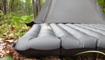 Nemo Tensor Field Insulated Sleeping Pad   Review