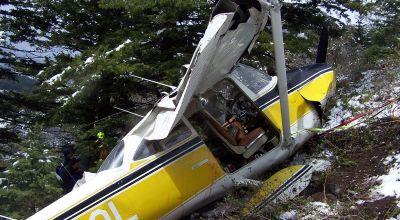 Compact survival crash kit