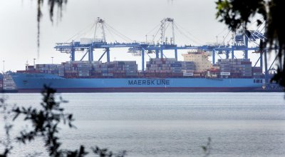Port Terminal in Charleston Shut Down by One Phone Call…From Ohio