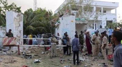 Terrorist Attack in Somalia Kills 19 in Mogadishu Hotel, Restaurant