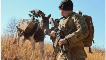 When Special Operations training takes a step back in time
