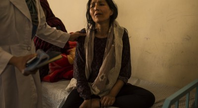 Opium use booms in Afghanistan, creating a 'silent tsunami' of addicted women