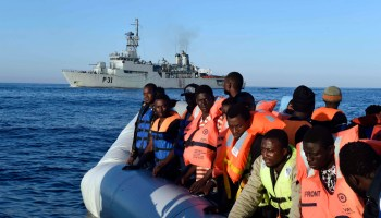 Italy looks to shut down ports to foreign aid groups carrying migrants