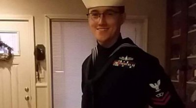 A US Navy sailor is still missing after falling overboard 2 days ago off the North Carolina coast