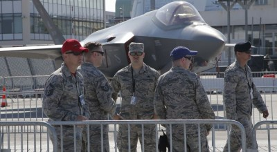 Lockheed Martin Hopeful Canada Will Purchase the F-35 and not F-18 Super Hornets