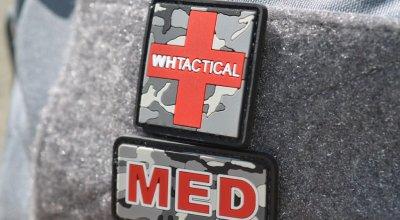 Wild Hedgehog Tactical: Get Home Alive LITE Medical Kit