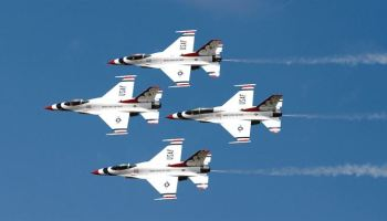 Air Force Thunderbirds to Sign Autographs at Wright-Patterson Air Force Base June 23rd