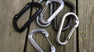 Carabiners | A go-bag must have