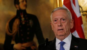 Mattis takes Congress to task on budget cuts and sequestration: 'No enemy has done more harm'