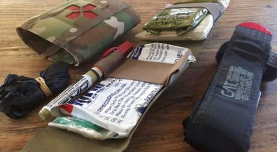 Minimalistic approach to first aid | Blue Force Gear's 'Micro Trauma Kit Now'