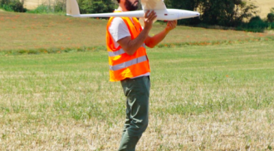 French Company Sets Record Flying Drone 30 Miles on 3G Cellular Network