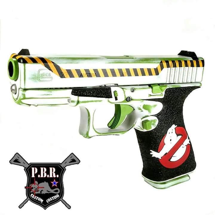 Colored Guns Fashion Or Hazard Sofrep