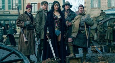The press around Wonder Woman may be all about gender, but the movie is still about war