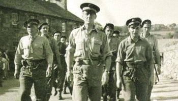Remembering Philipe Kieffer, French Commando