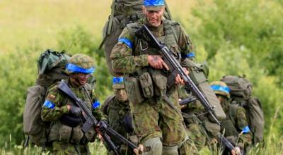 U.S. participates in NATO drill that approximates Russian invasion between Poland and Lithuania