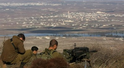 Israel Hits Syrian Targets After Assad Troops Hit Israel With Artillery Fire