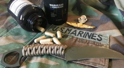Warheads on Foreheads | Increase your mental focus