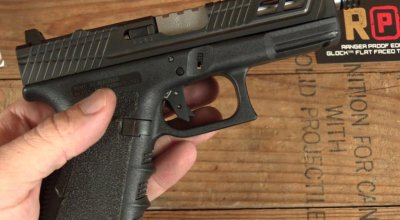 Hop Up Your Glock: Ranger Proof EDGE Trigger Shoe