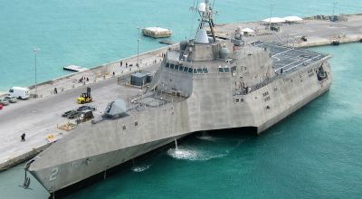The U.S. Navy is looking to dump the LCS for a better, more capable frigate