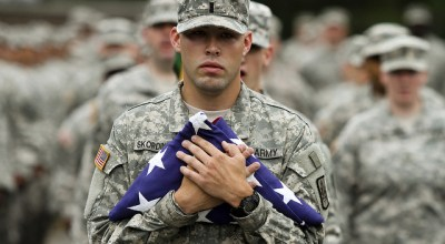 Department of Defense study indicates soldiers more likely to commit suicide when exposed to other soldier's attempts