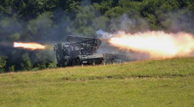 U.S. kicks off 'analog' combat drills in Romania as part of Getica Saber '17
