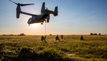 Image courtesy of US Special Operations Command Europe
