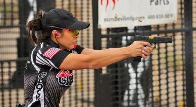 Glock 34 perfect for 3-Gun