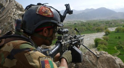 Behind the front lines in the fight to 'annihilate' ISIS in Afghanistan