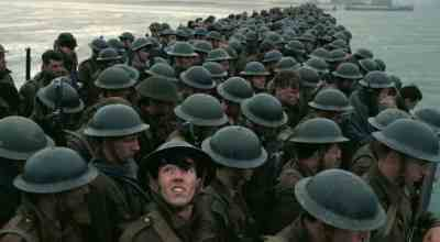 Dunkirk an intense, masterful, MUST-SEE war film